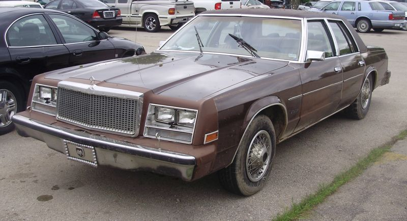 1981 Chrysler Newport #16