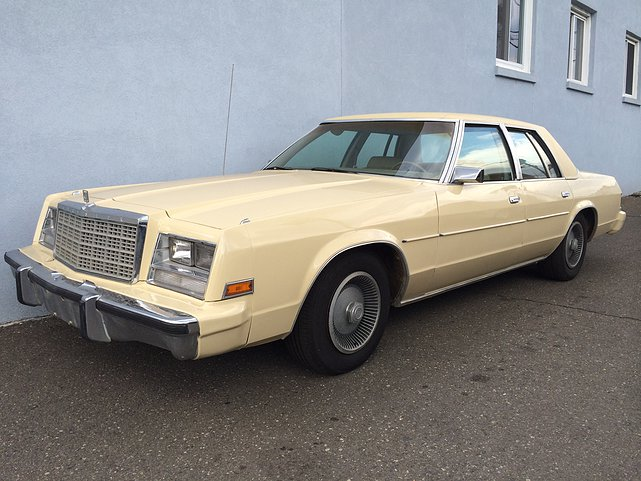 1981 Chrysler Newport #18