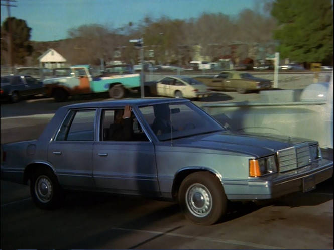 1981 Plymouth Reliant #20