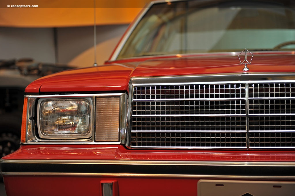 1981 Plymouth Reliant #19