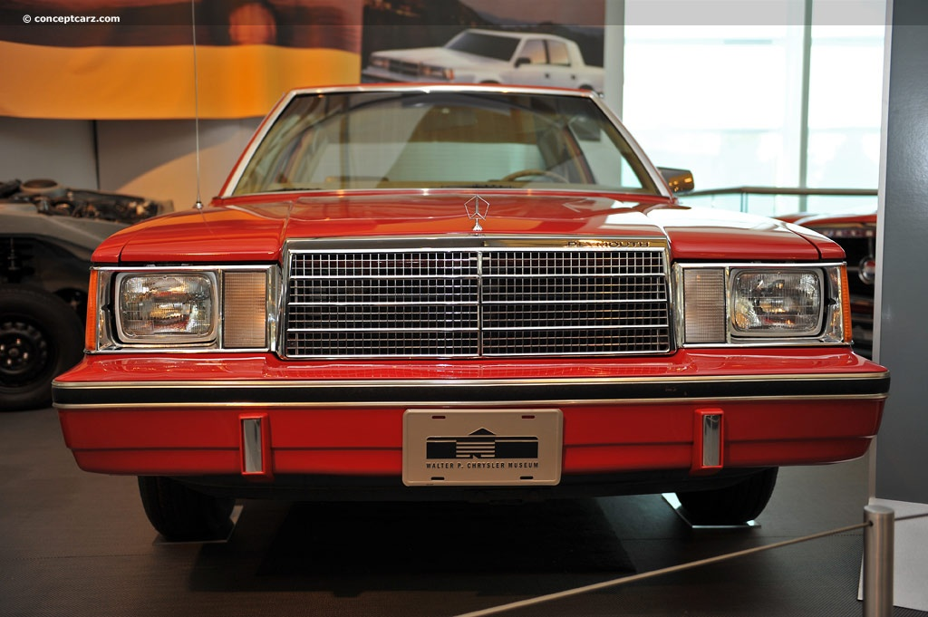1981 Plymouth Reliant #21