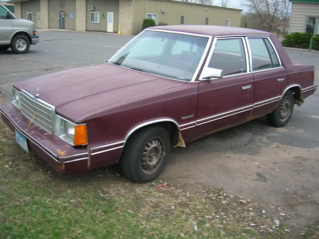 1981 Plymouth Reliant #18