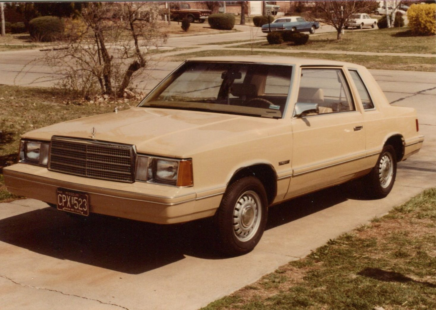 1981 Plymouth Reliant #22