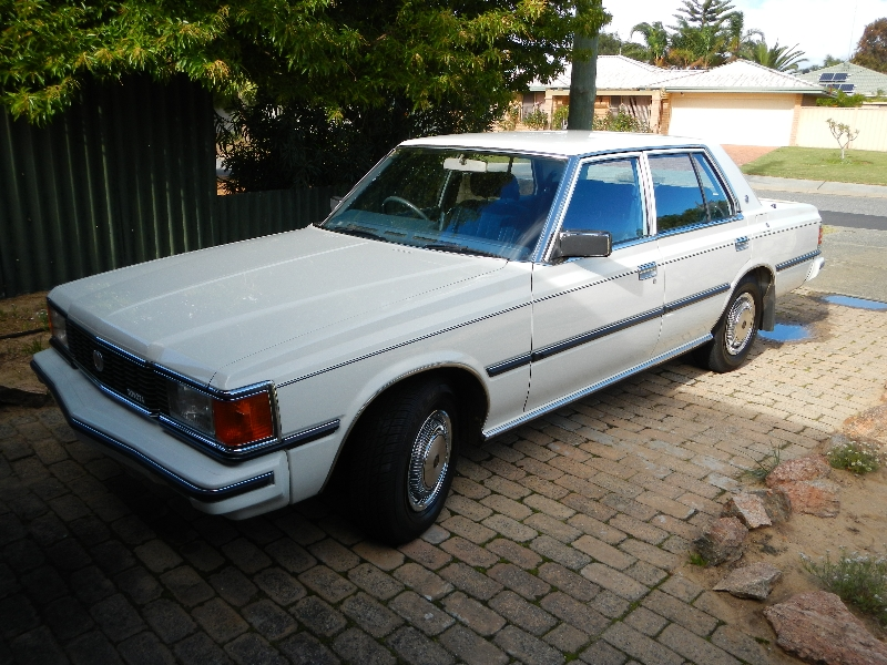 1981 Toyota Crown #19
