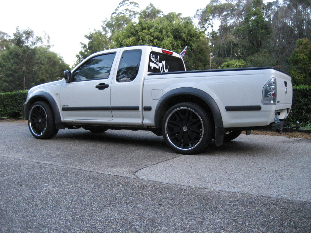 2004 Holden Rodeo #3