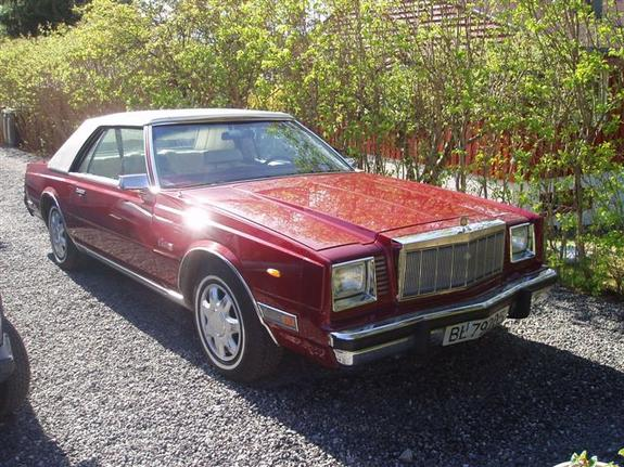 1982 Chrysler Cordoba #19