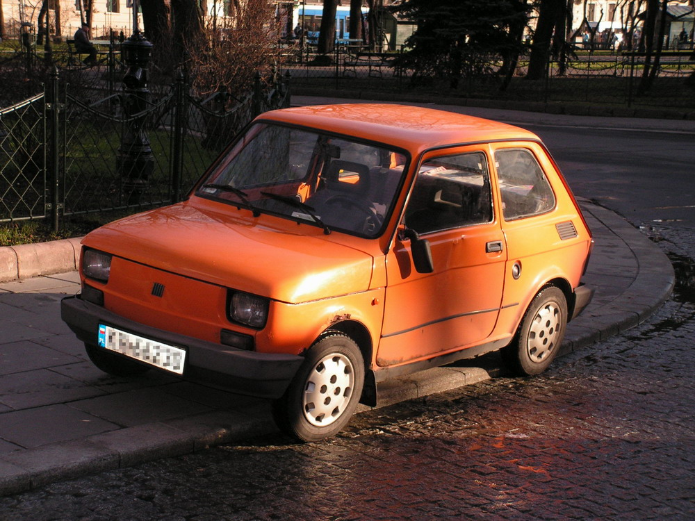 1982 fiat 126 photos informations articles. Black Bedroom Furniture Sets. Home Design Ideas