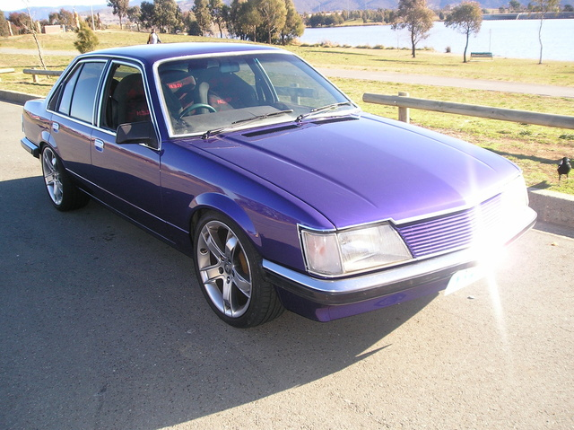 1982 Holden Commodore #16