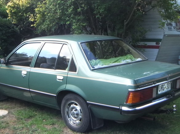 1982 Holden Commodore #21
