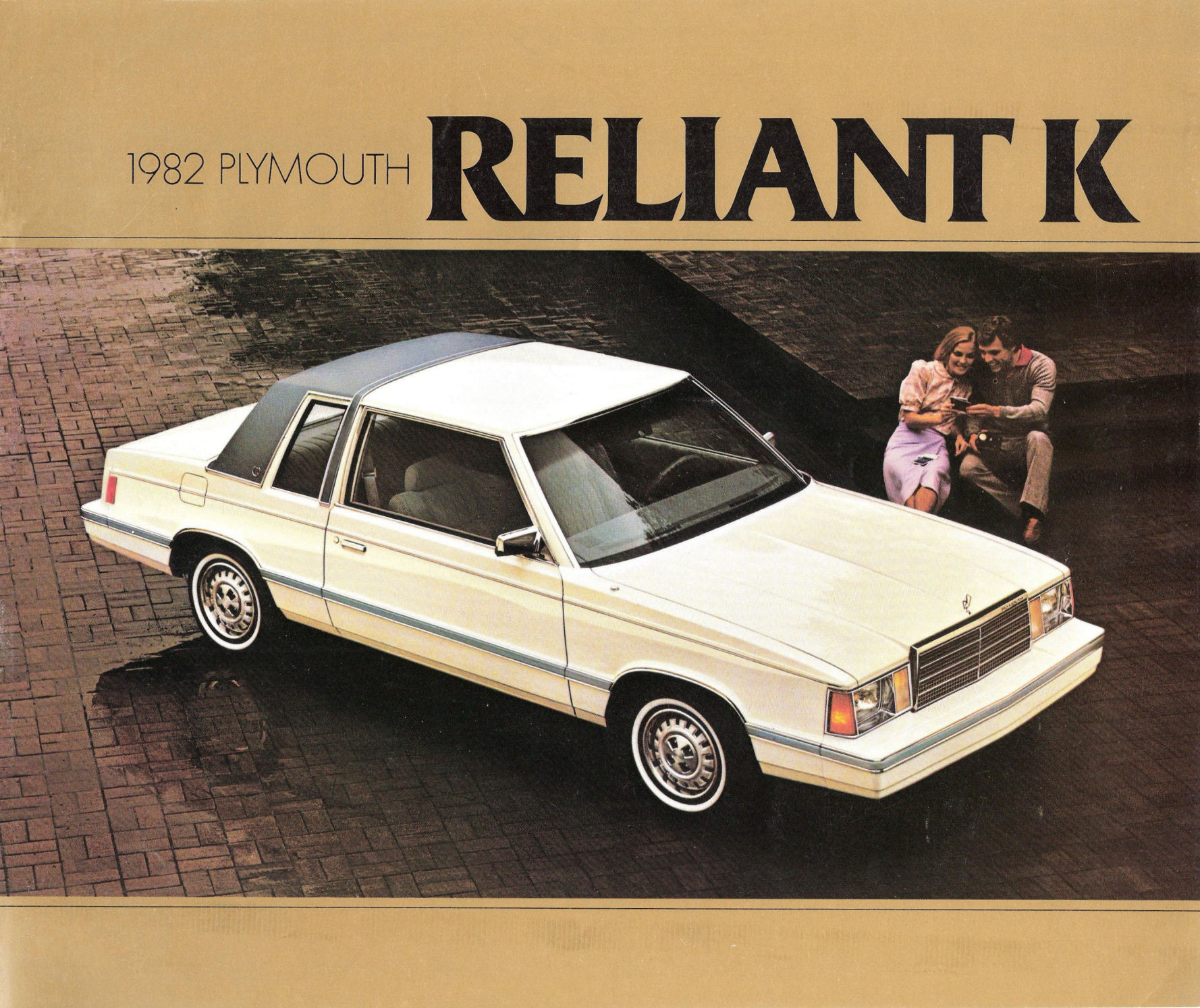 1982 Plymouth Reliant #16