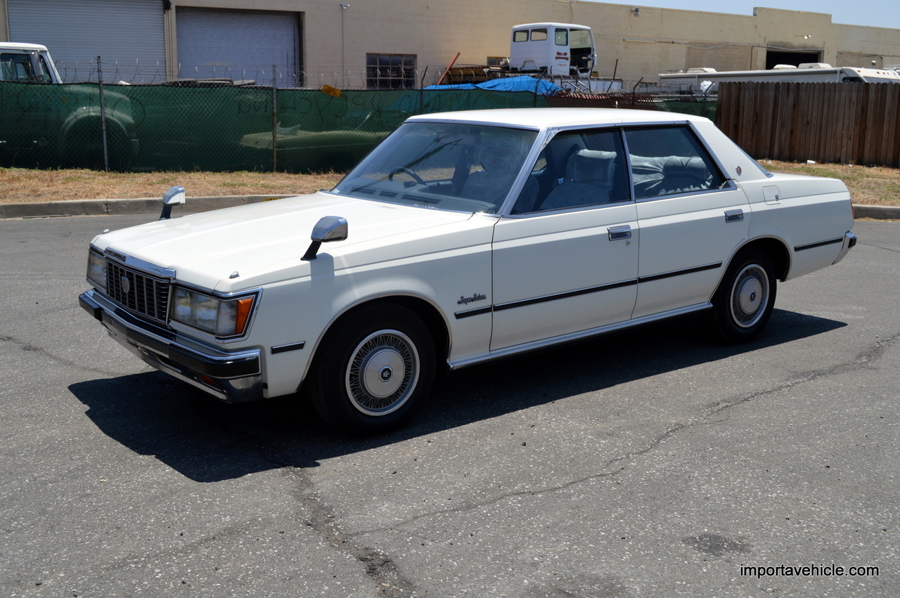 1982 Toyota Crown #18