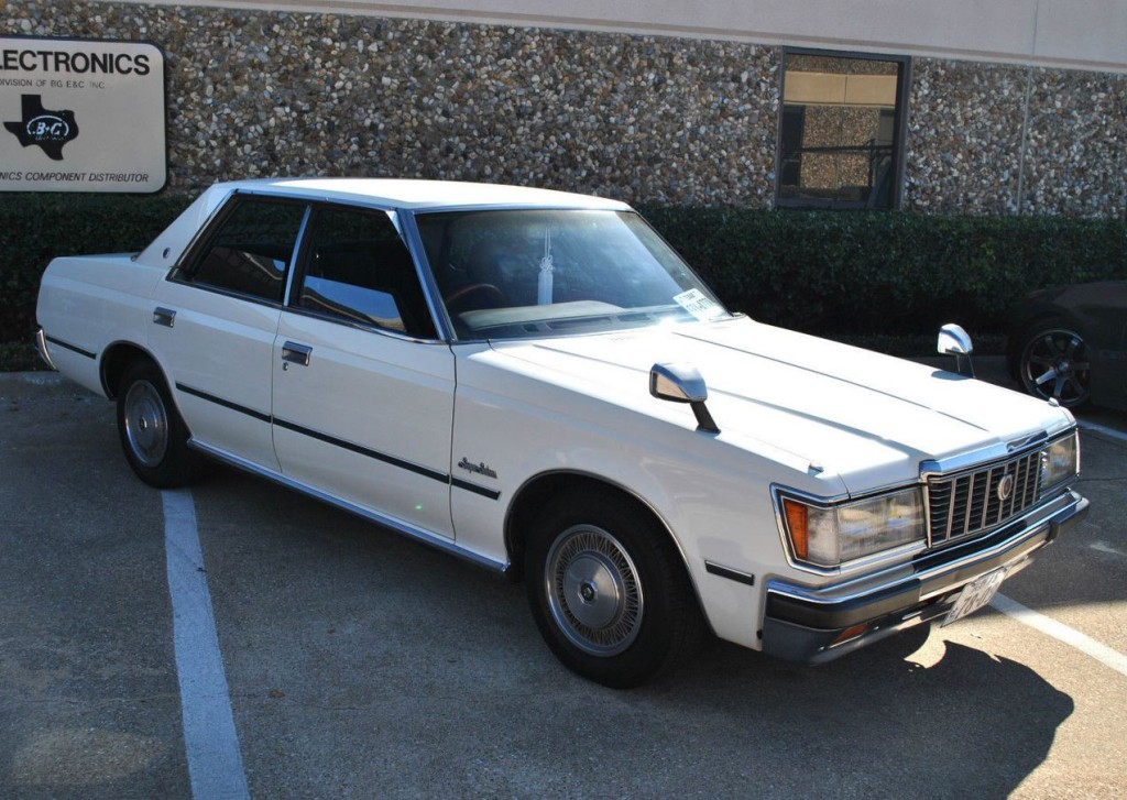 1982 Toyota Crown #16