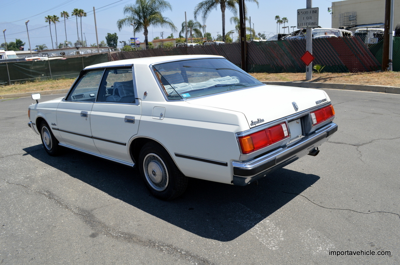 1982 Toyota Crown #15