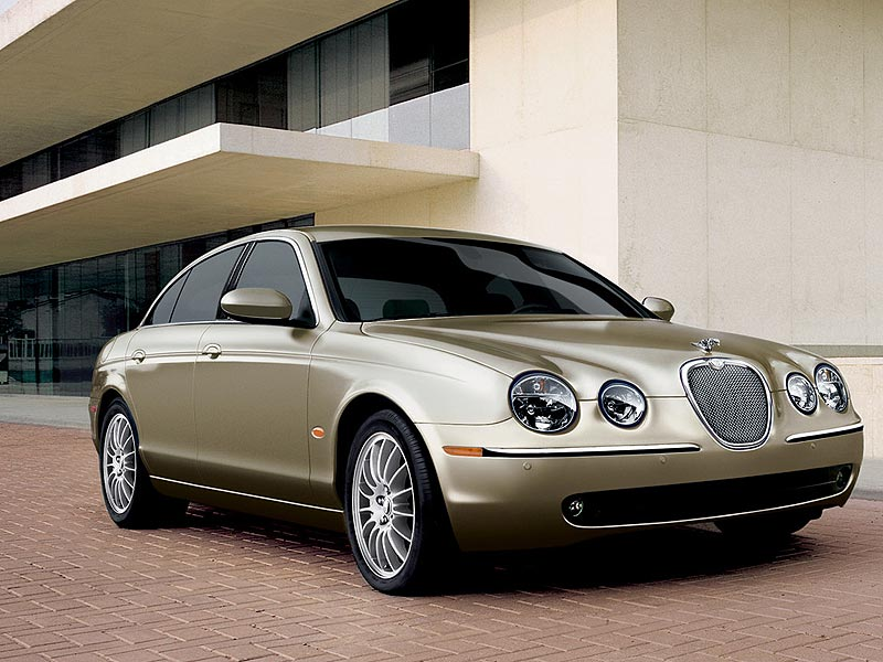 2006 Jaguar S-type #4