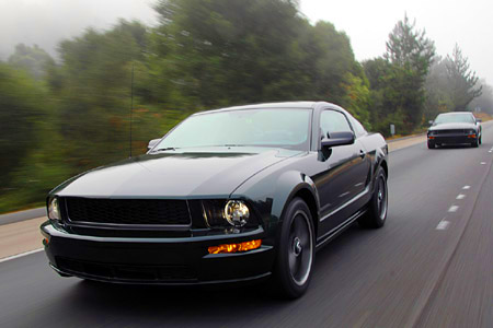 2008 Ford Mustang #10