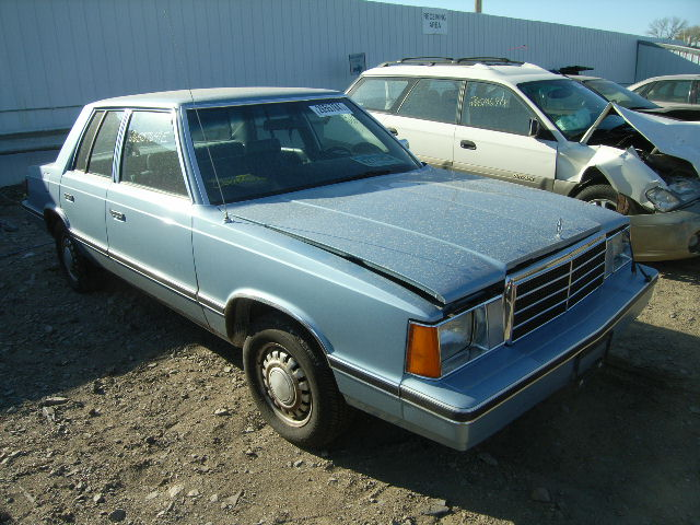 1983 Plymouth Reliant #11