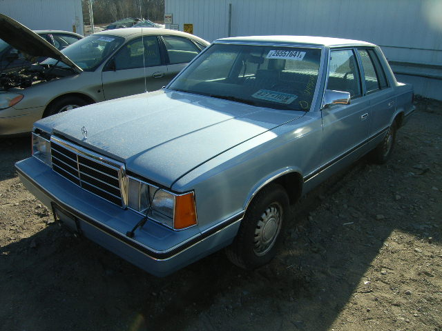1983 Plymouth Reliant #14