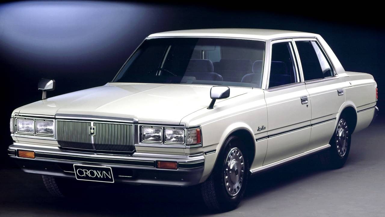 1983 Toyota Crown #15