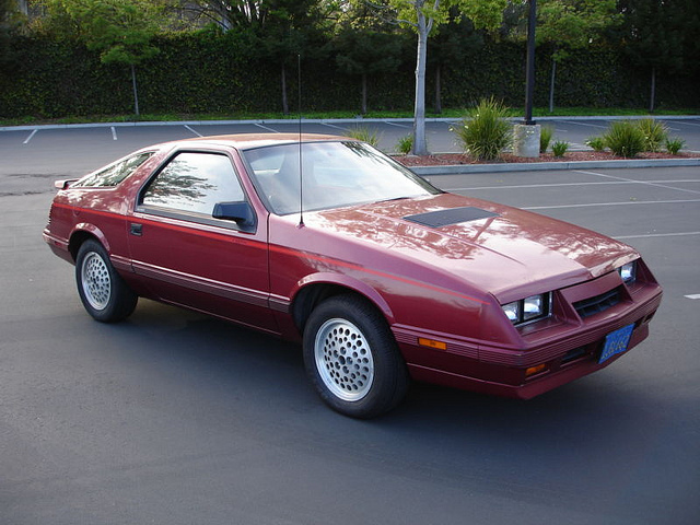 1984 Chrysler Laser #13