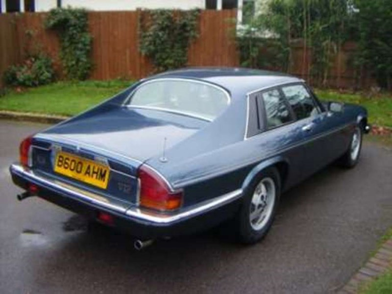 1984 Jaguar XJS Photos, Informations, Articles