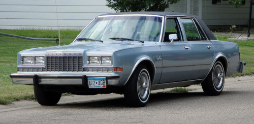 1984 Plymouth Gran Fury #17