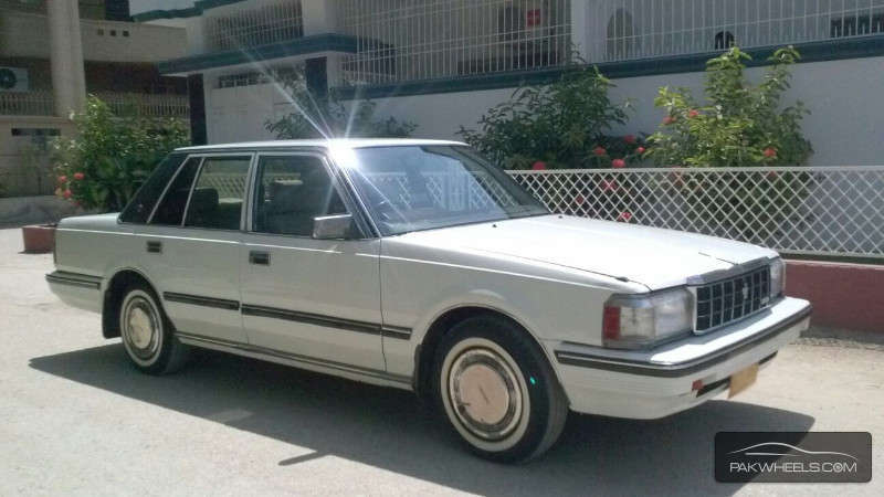 1984 Toyota Crown #14
