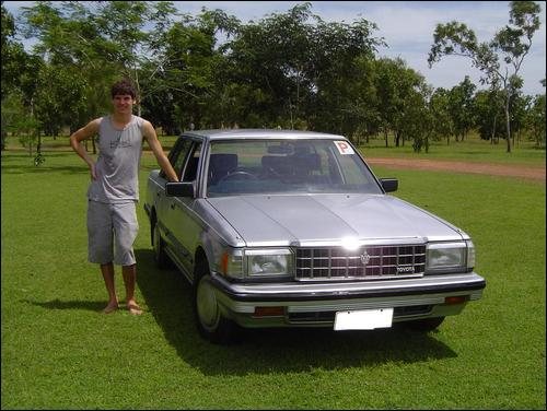 1984 Toyota Crown #15