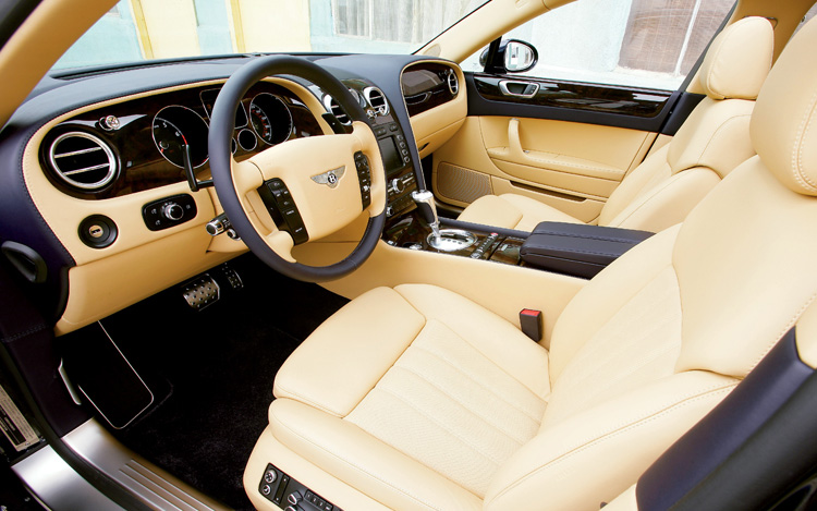 2006 Bentley Continental Flying Spur #6