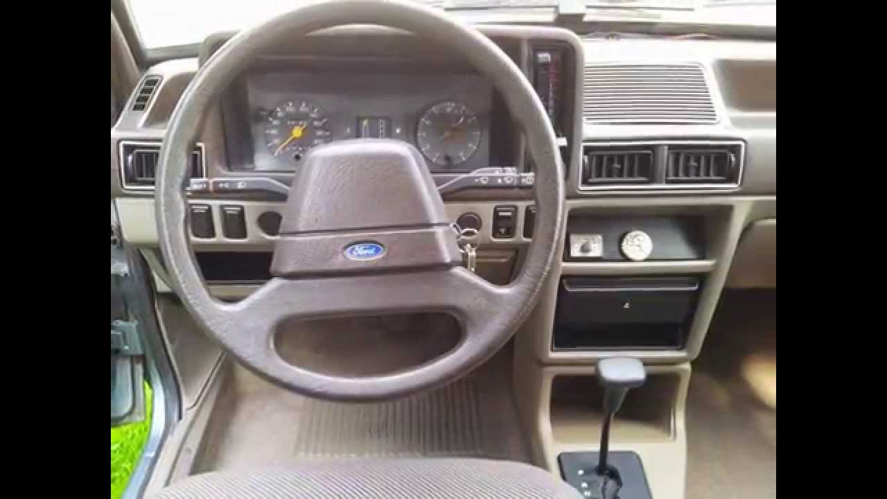 1985 Ford Orion #16