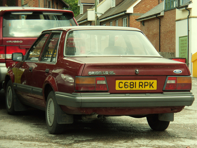 1985 Ford Orion #15