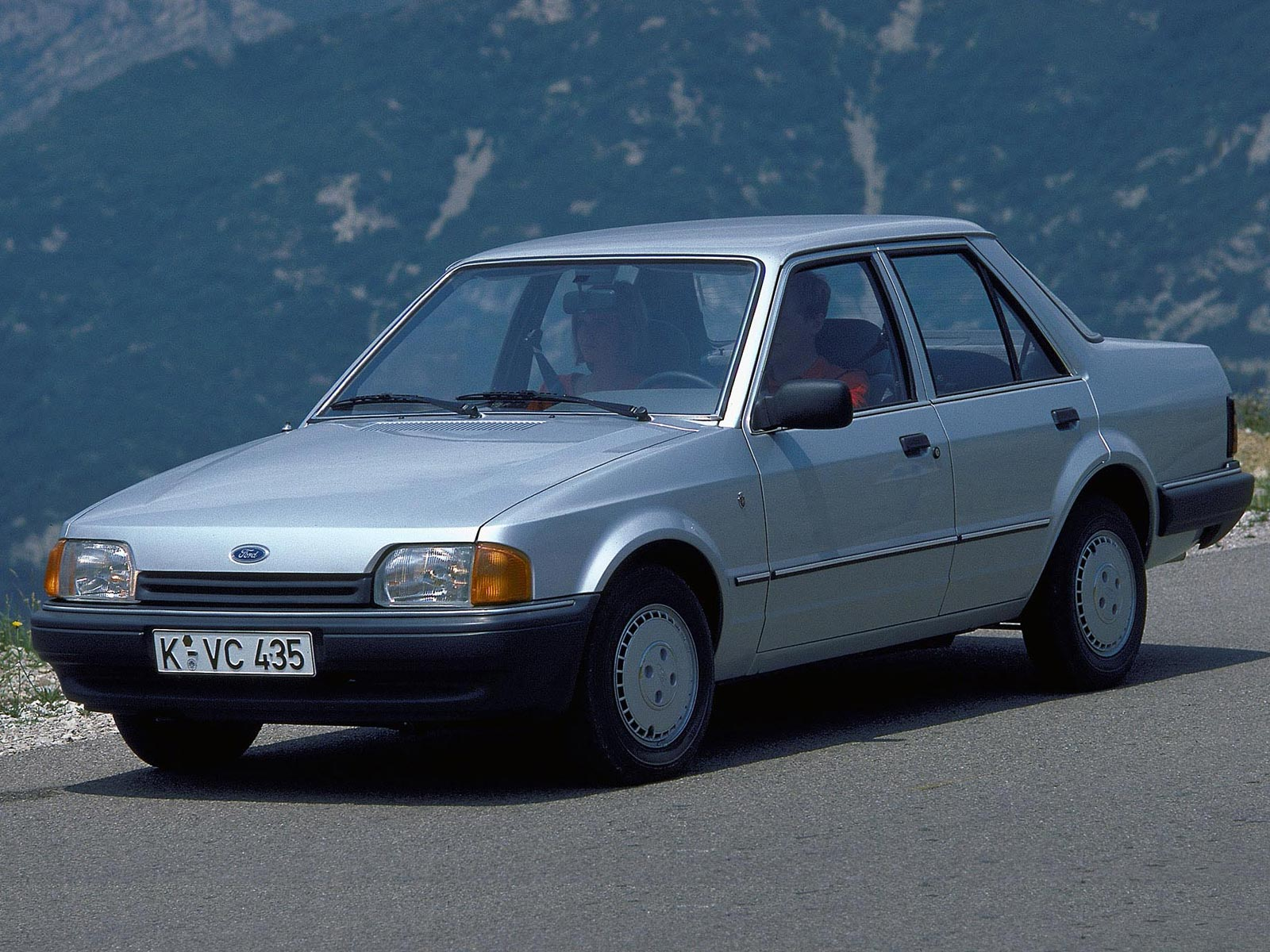 1985 Ford Orion #17