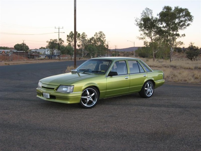 1985 Holden Commodore #20