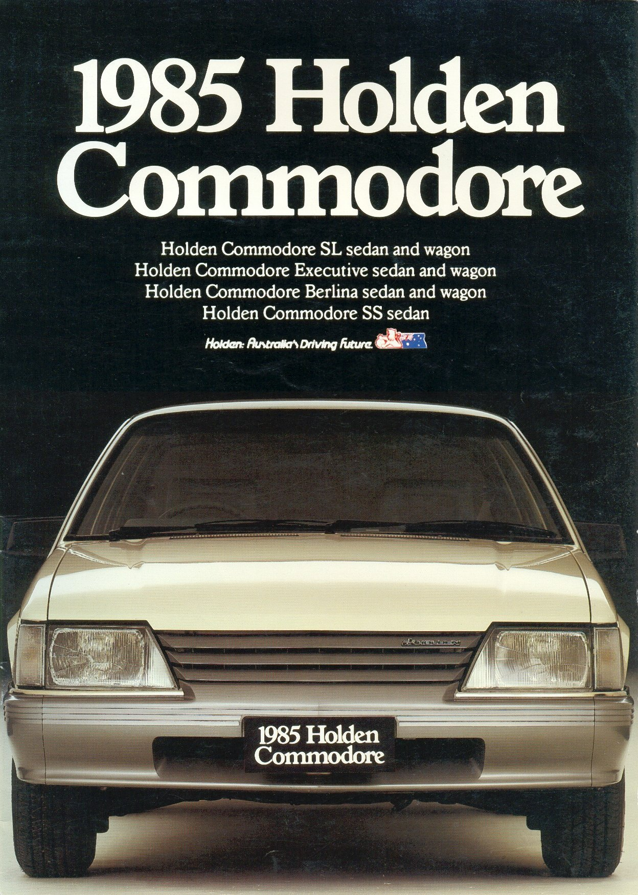 1985 Holden Commodore #18