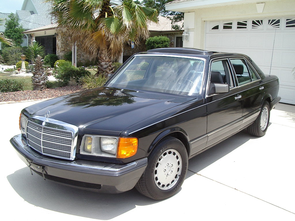 1985 mercedes benz 300 photos informations articles for 1985 mercedes benz 300sd