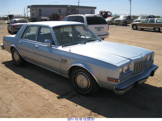 1985 Plymouth Gran Fury #17