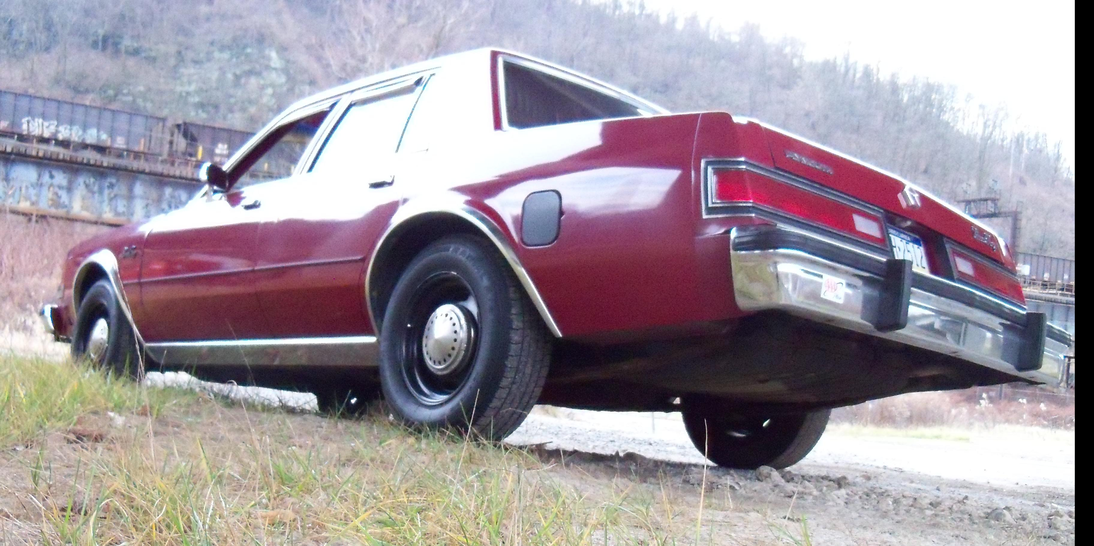 1985 Plymouth Gran Fury #22