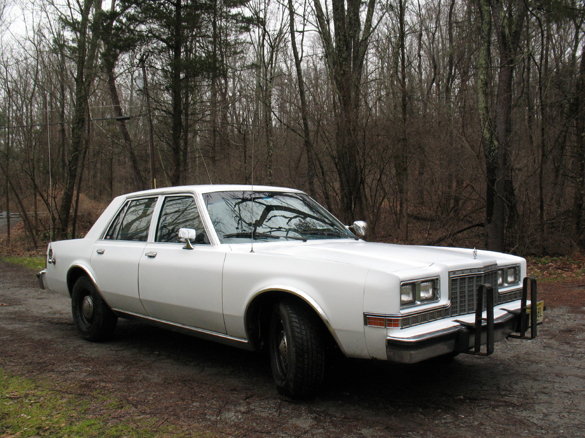 1985 Plymouth Gran Fury #21