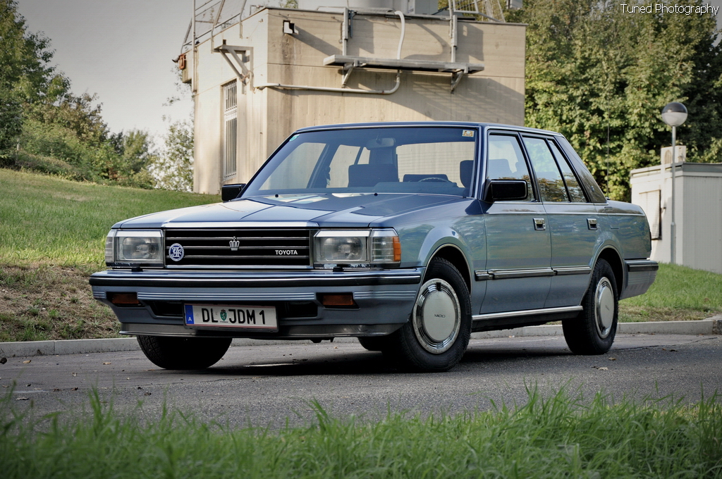 1985 Toyota Crown #13