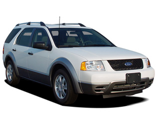 2007 Ford Freestyle #8
