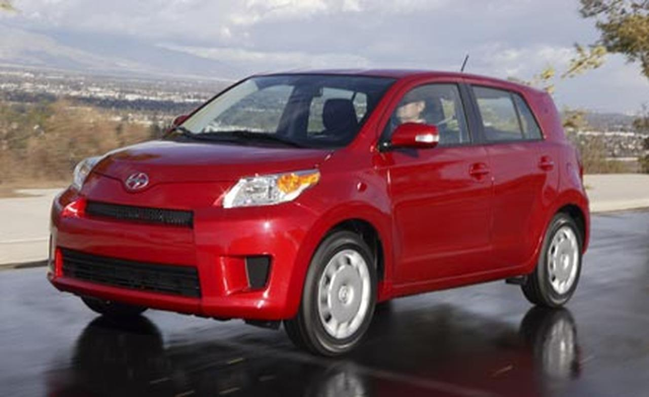 2008 Scion Xd #6