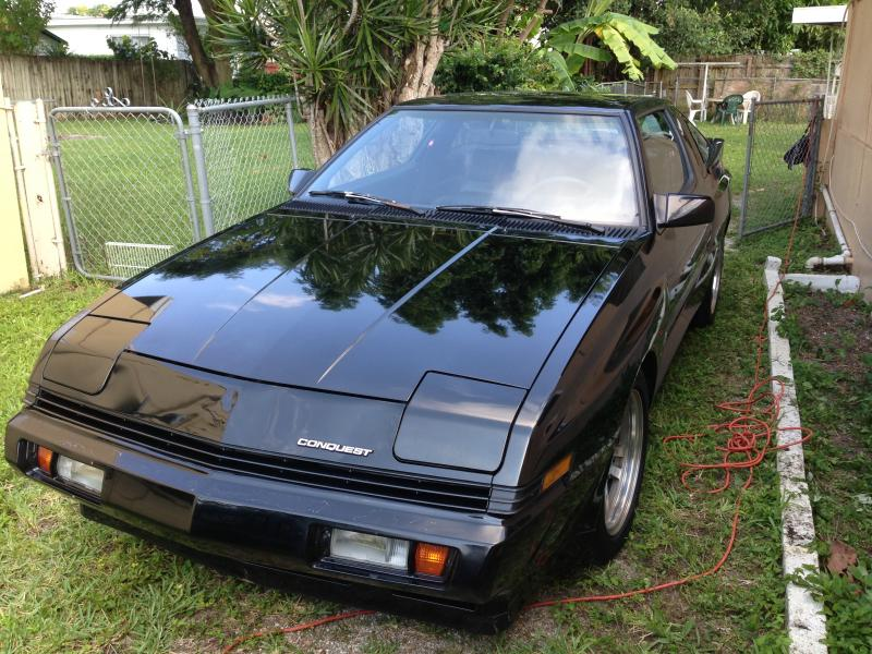 1986 Chrysler Conquest #17