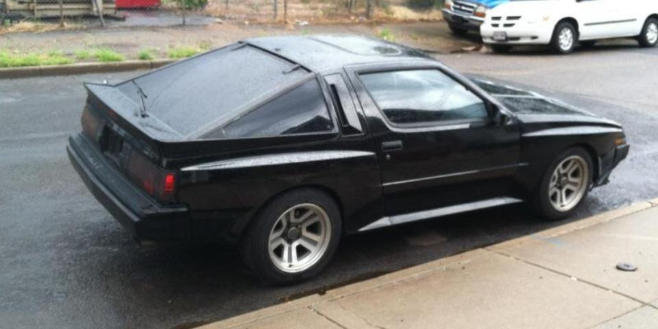 1986 Chrysler Conquest #15