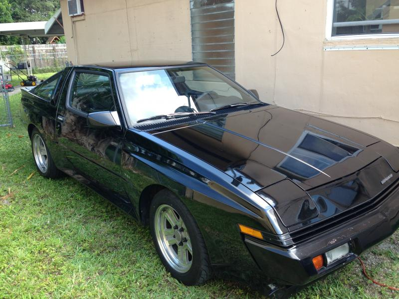 1986 Chrysler Conquest #16