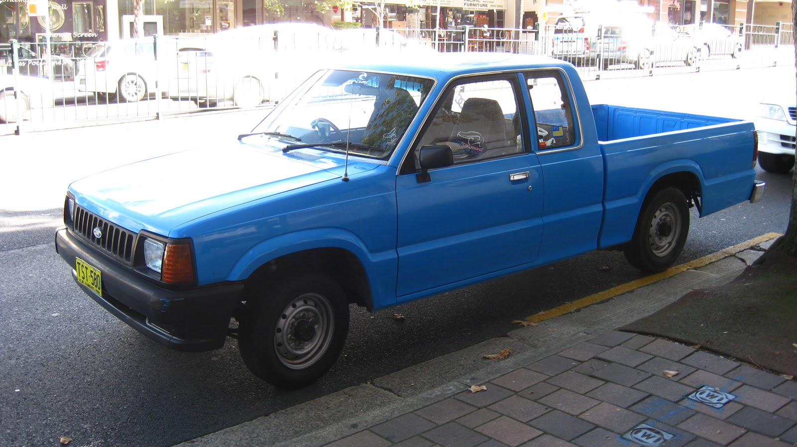 1986 Ford Courier #15
