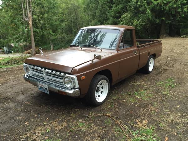 1986 Ford Courier #16