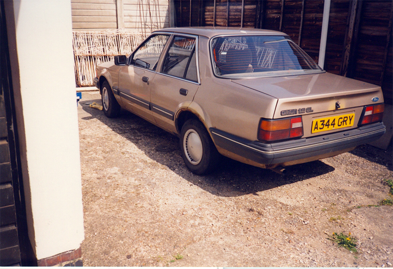 1986 Ford Orion #21