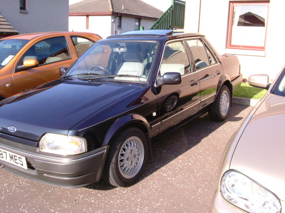 1986 Ford Orion #25