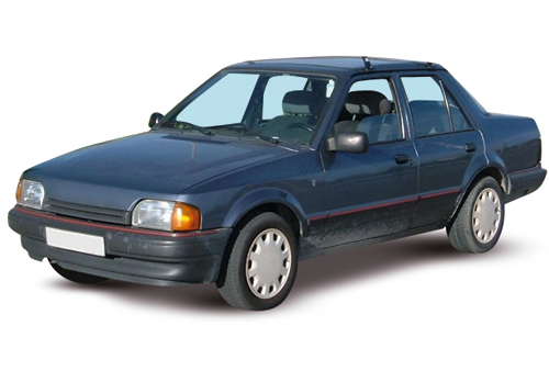 1986 Ford Orion #17