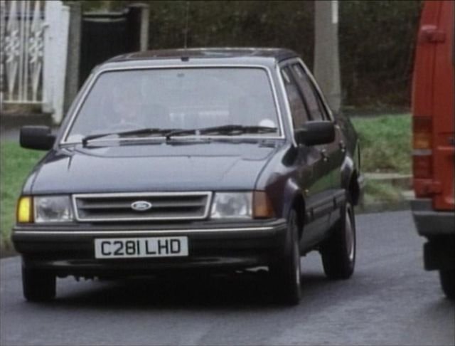1986 Ford Orion #23