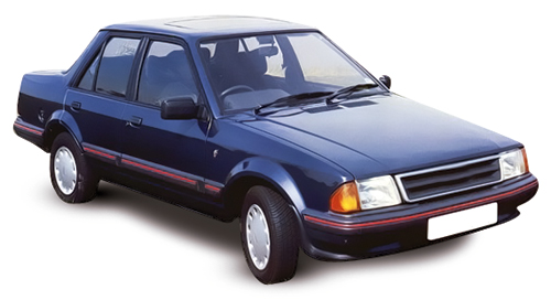 1986 Ford Orion #19